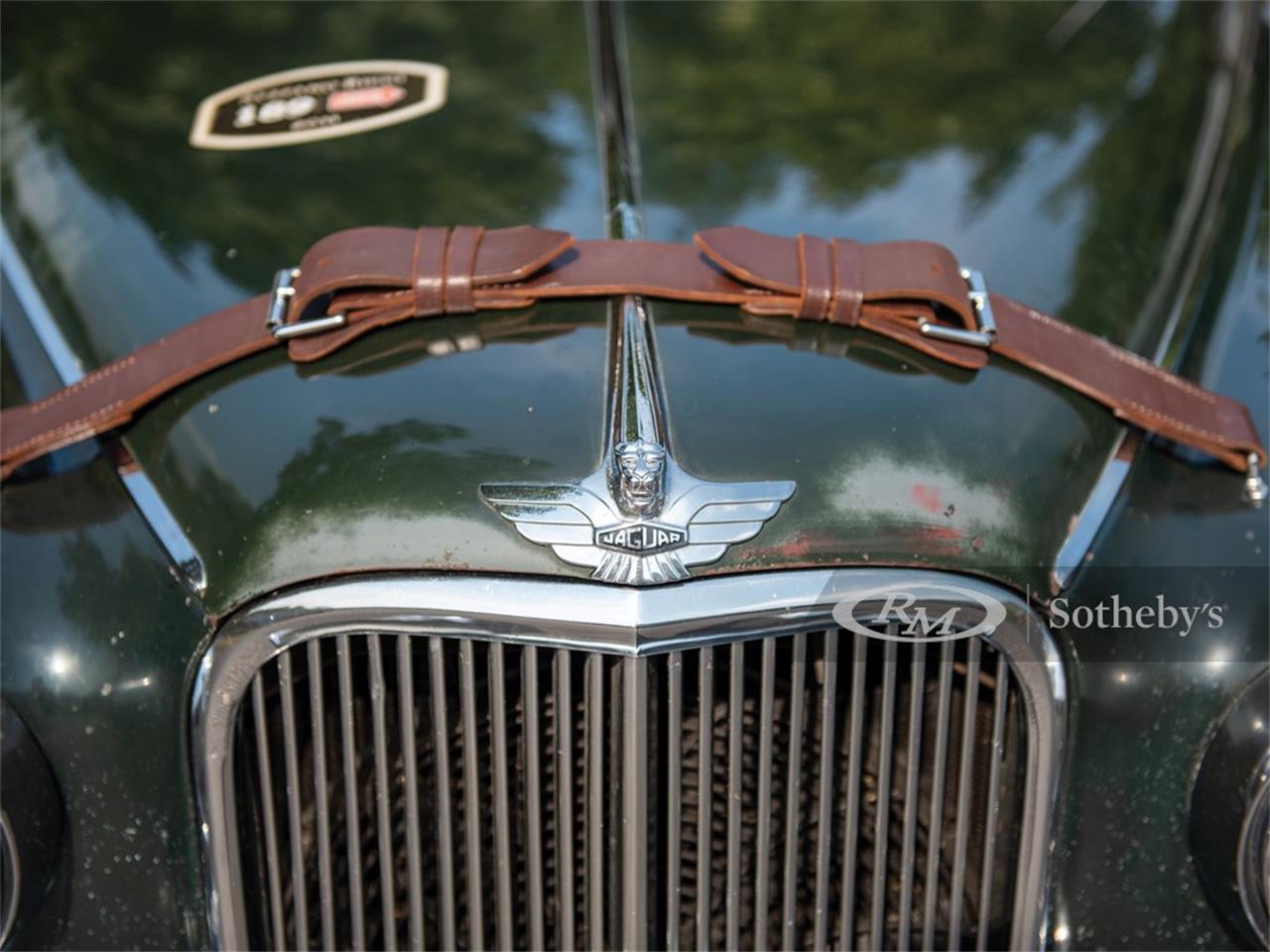 1956 Jaguar Mark VII (CC-1336121) for sale in Elkhart, Indiana