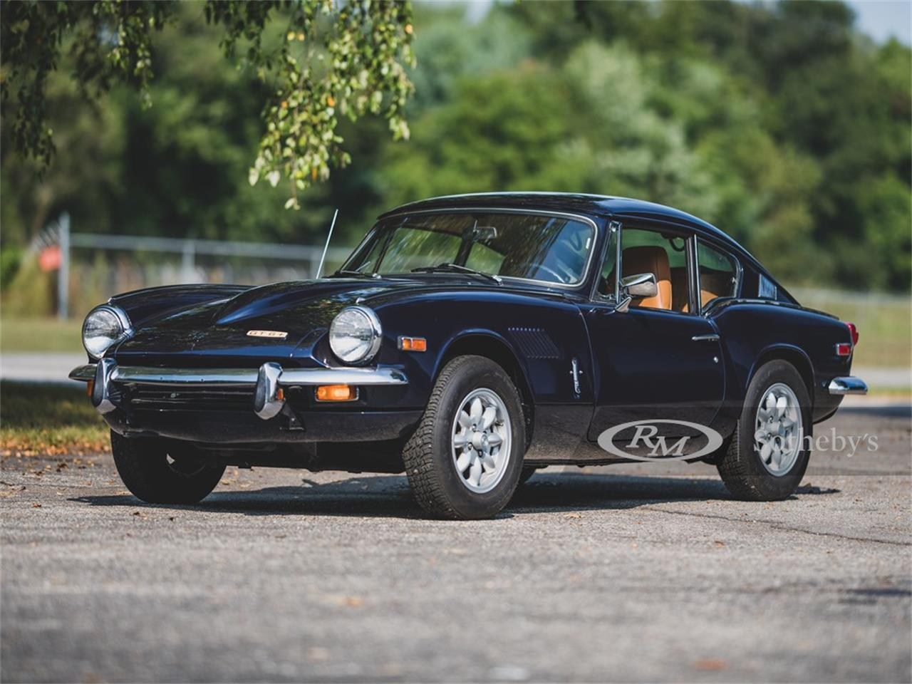 1970 Triumph GT-6 (CC-1336124) for sale in Elkhart, Indiana