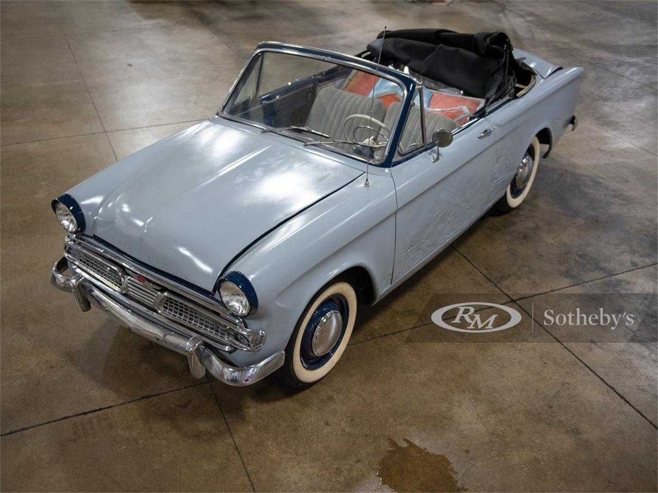 1961 Hillman Minx (CC-1336125) for sale in Elkhart, Indiana