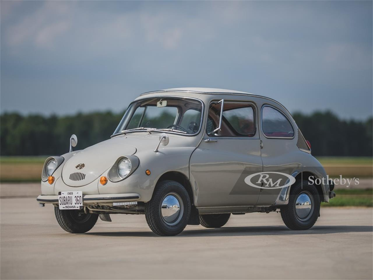 1969 Subaru 360 (CC-1336127) for sale in Elkhart, Indiana
