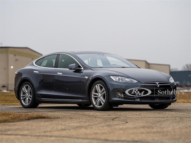 2015 Tesla Model S (CC-1336128) for sale in Elkhart, Indiana