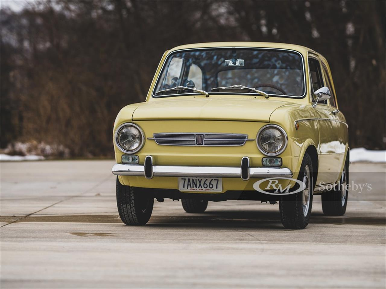 1971 Fiat 850 (CC-1336132) for sale in Elkhart, Indiana