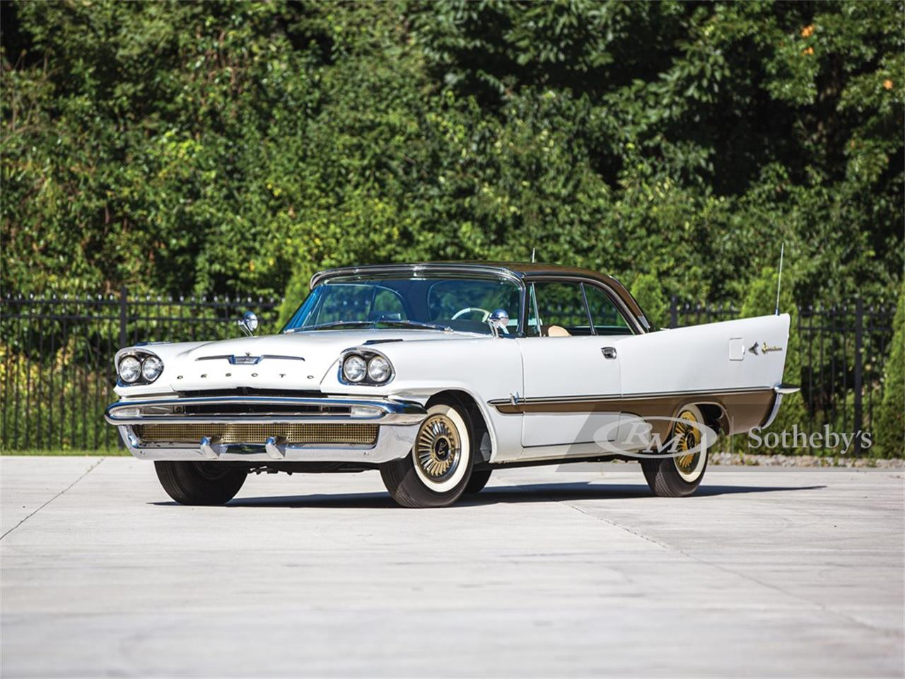 1957 DeSoto Adventurer (CC-1336142) for sale in Elkhart, Indiana