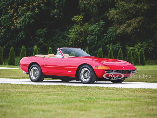 1972 Ferrari 365 GTB/4 Daytona (CC-1336146) for sale in Elkhart, Indiana