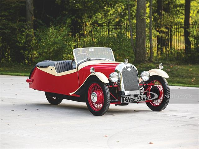 1937 Morgan 3-Wheeler (CC-1336147) for sale in Elkhart, Indiana