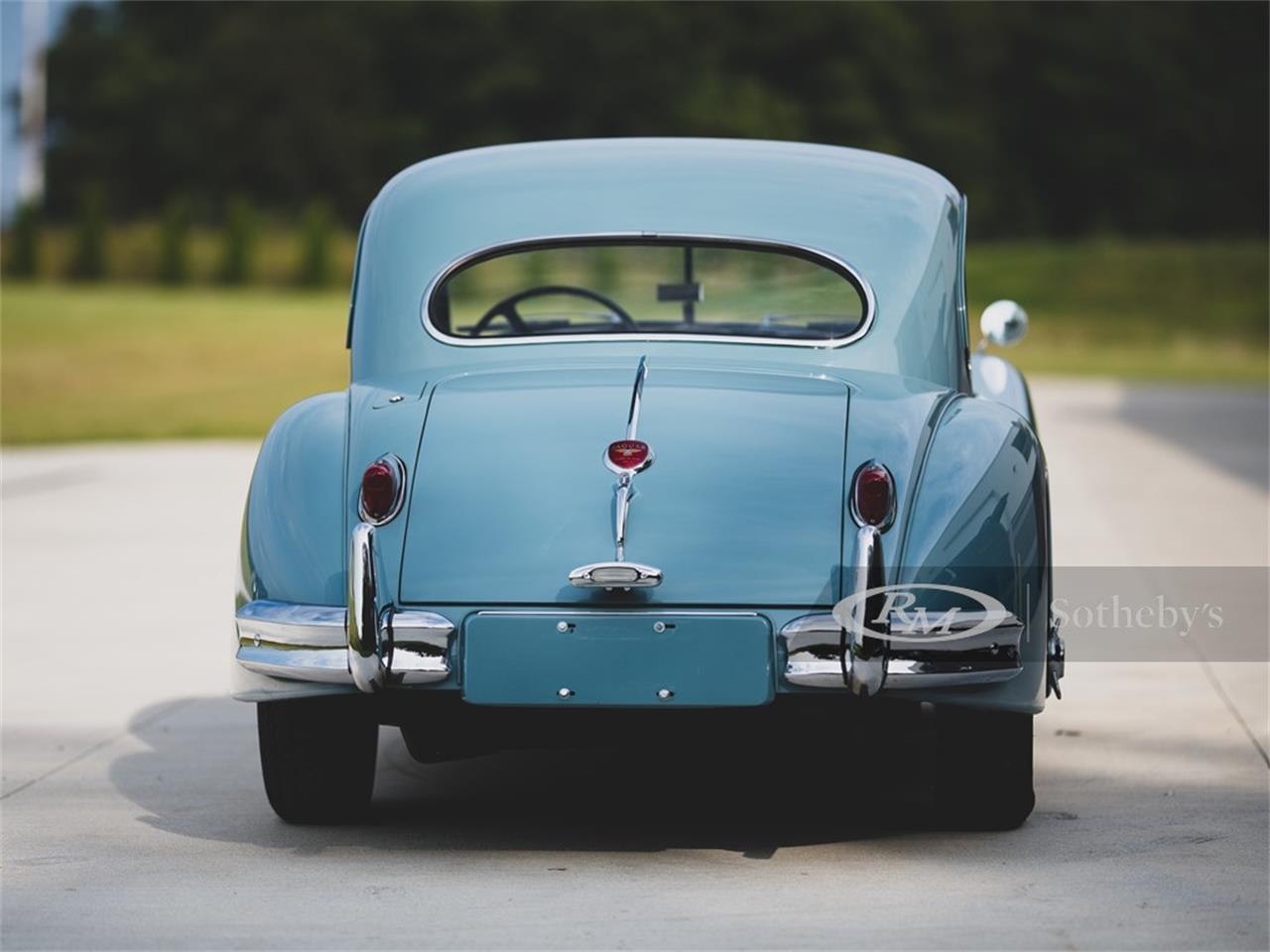 1955 Jaguar XK140 (CC-1336150) for sale in Elkhart, Indiana