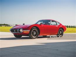 1967 Toyota 2000 GT (CC-1336151) for sale in Elkhart, Indiana