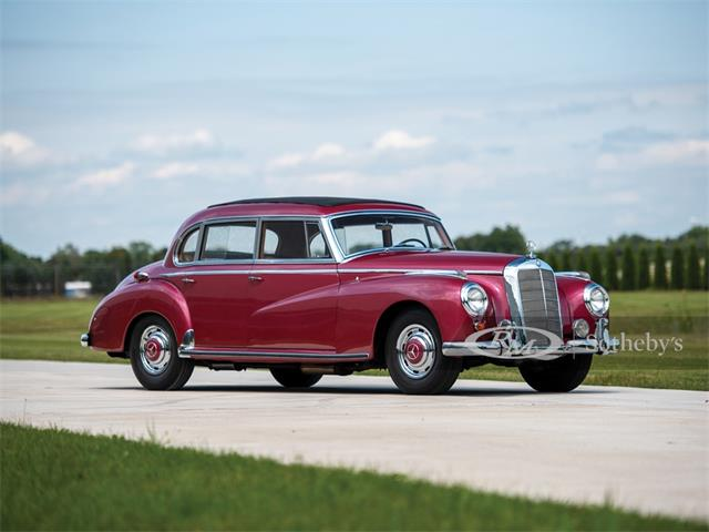 1956 Mercedes-Benz 300C (CC-1336153) for sale in Elkhart, Indiana