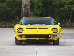 1969 Lamborghini Miura (CC-1336155) for sale in Elkhart, Indiana