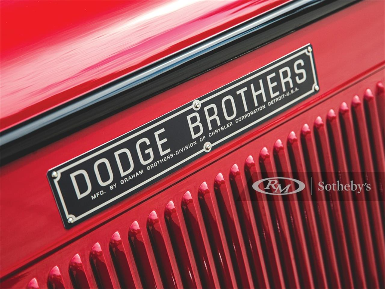 1933 Dodge Brothers Truck (CC-1336161) for sale in Elkhart, Indiana