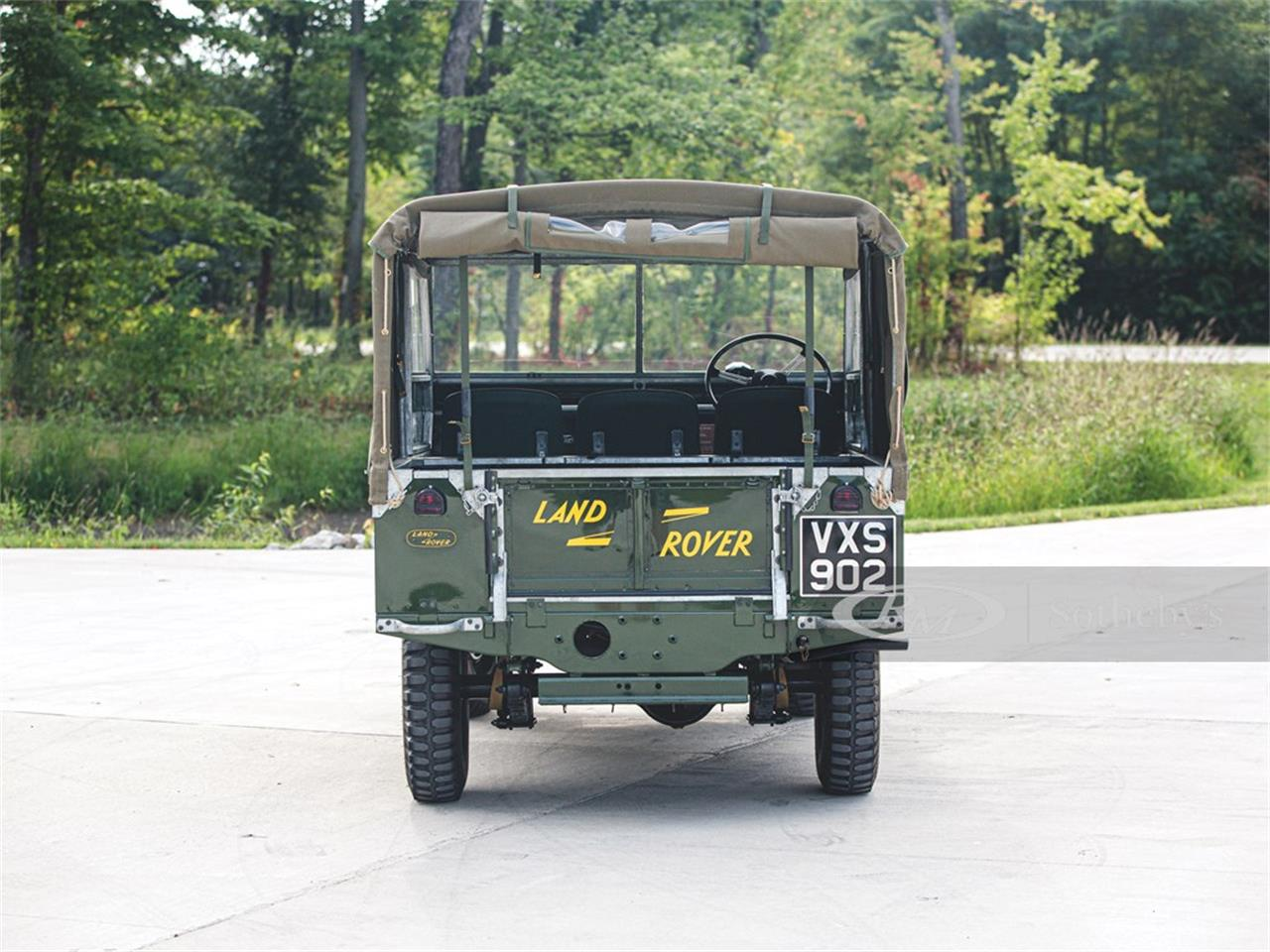 1950 Land Rover Series I (CC-1336162) for sale in Elkhart, Indiana