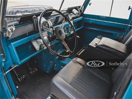 1963 Land Rover Series IIA (CC-1336166) for sale in Elkhart, Indiana