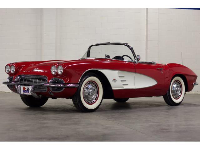 1961 Chevrolet Corvette (CC-1330617) for sale in Jackson, Mississippi