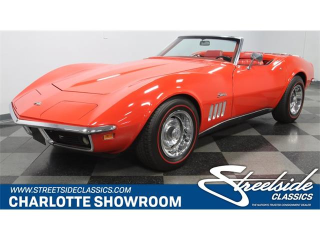 1969 Chevrolet Corvette (CC-1336183) for sale in Concord, North Carolina