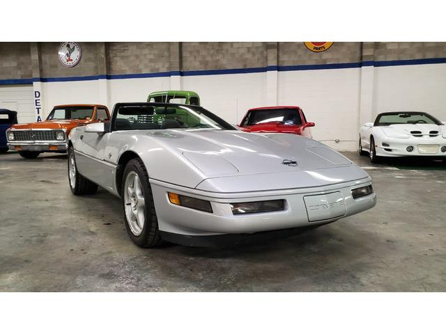 1996 Chevrolet Corvette (CC-1330619) for sale in Jackson, Mississippi