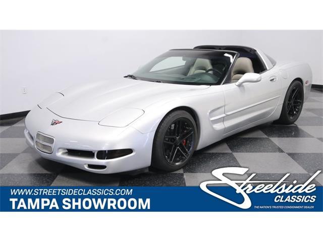 2002 Chevrolet Corvette (CC-1336192) for sale in Lutz, Florida