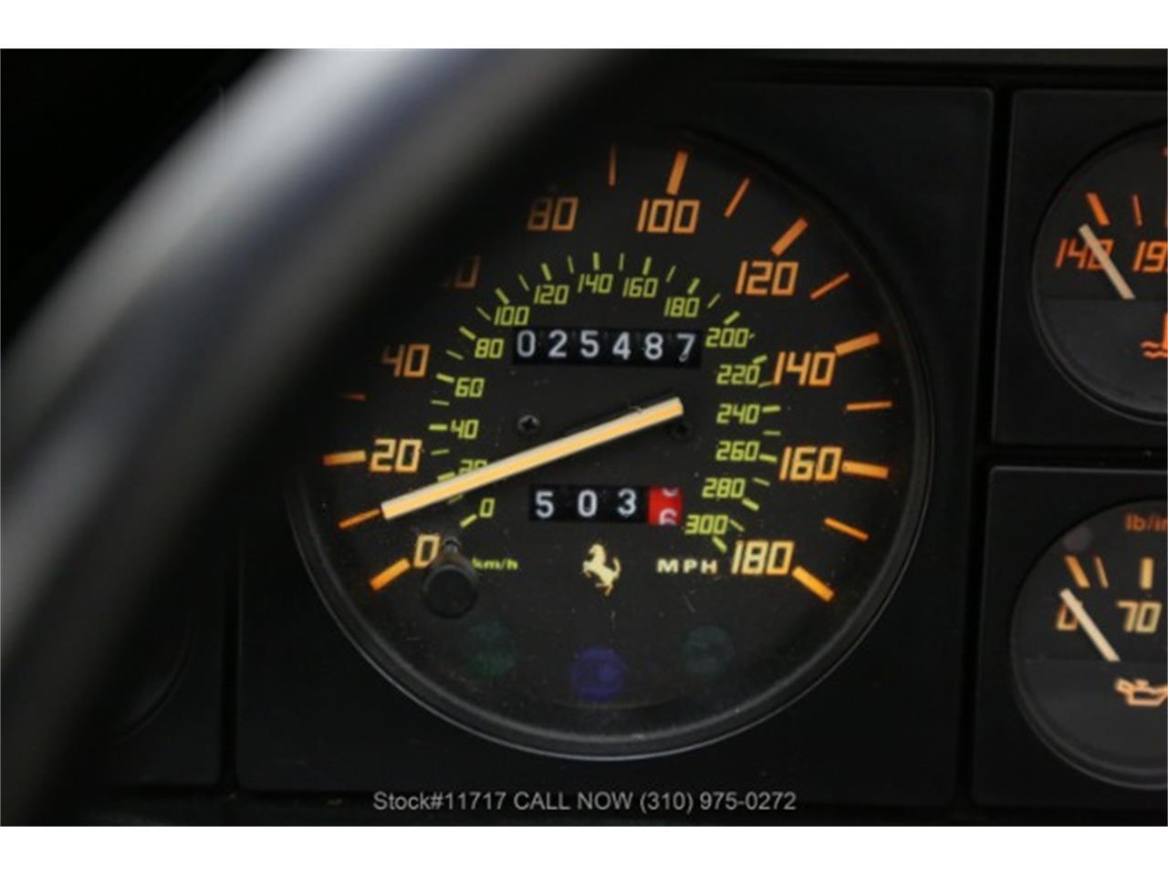 1989 Ferrari Mondial (CC-1336197) for sale in Beverly Hills, California
