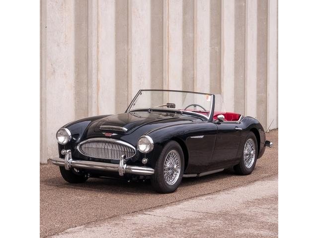 1962 Austin-Healey 3000 (CC-1336198) for sale in St. Louis, Missouri