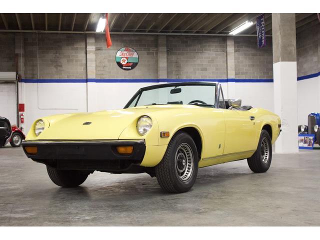 1973 Jensen-Healey Convertible