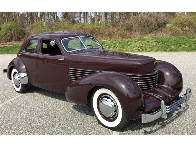 1937 Cord Beverly (CC-1336216) for sale in West Chester, Pennsylvania