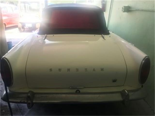 1966 Sunbeam Alpine (CC-1336217) for sale in Miami, Florida