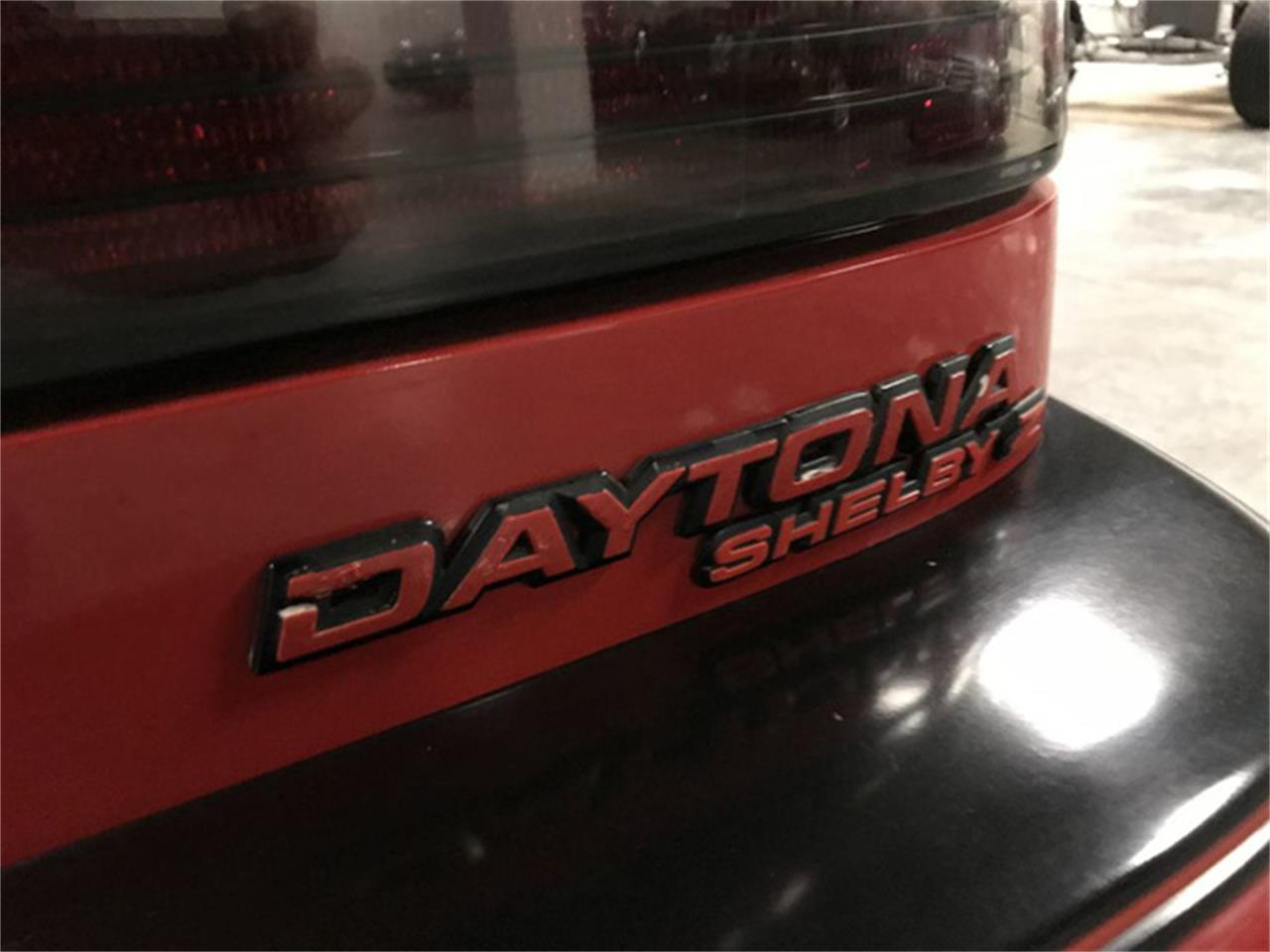 1987 Dodge Daytona (CC-1330622) for sale in Jackson, Mississippi