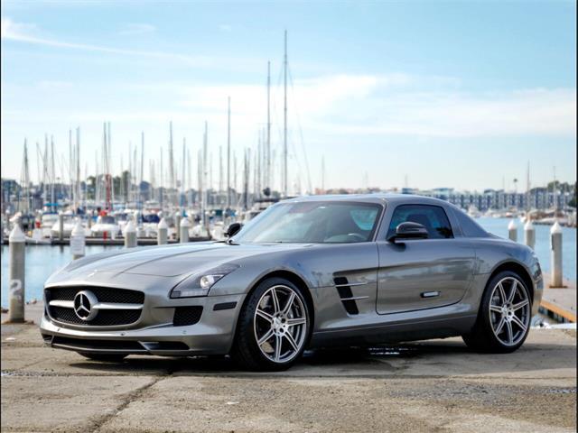 2012 Mercedes-Benz SLS AMG (CC-1336231) for sale in Marina Del Rey, California