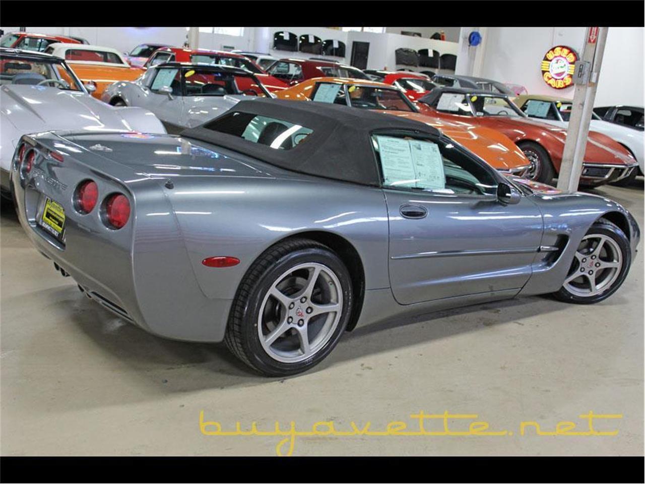 2003 Chevrolet Corvette (CC-1336233) for sale in Atlanta, Georgia