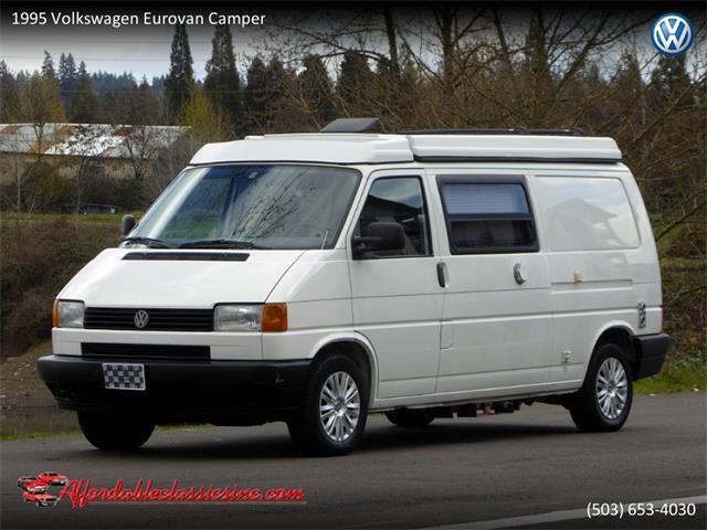 1995 Volkswagen Eurovan (CC-1336234) for sale in Gladstone, Oregon