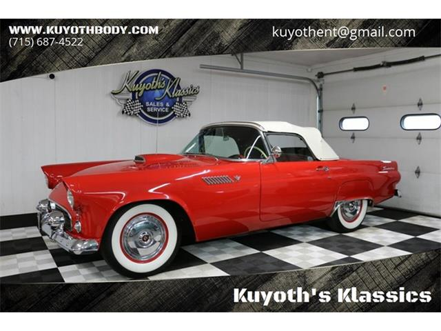 1955 Ford Thunderbird (CC-1336236) for sale in Stratford, Wisconsin