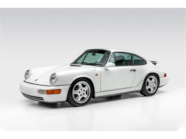 1992 Porsche 911 (CC-1336237) for sale in Costa Mesa, California