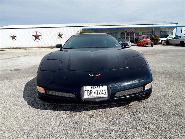 2002 Chevrolet Corvette (CC-1336238) for sale in Wichita Falls, Texas