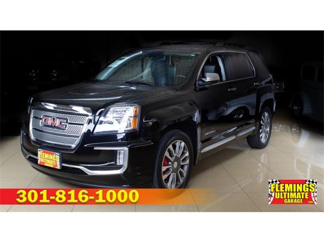 2016 GMC Truck (CC-1336239) for sale in Rockville, Maryland