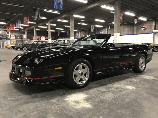 1992 Chevrolet Camaro (CC-1330624) for sale in Jackson, Mississippi
