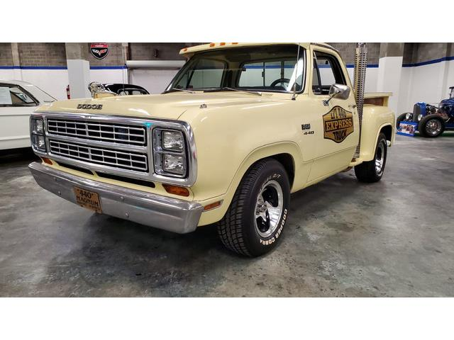 1979 Dodge D/W Series (CC-1330625) for sale in Jackson, Mississippi