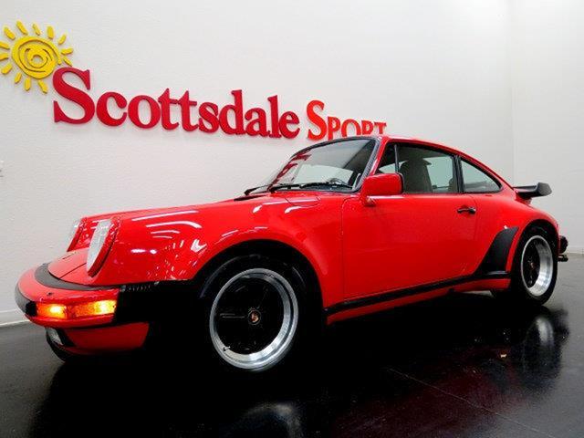 1988 Porsche 930 Turbo (CC-1336258) for sale in Scottsdale, Arizona