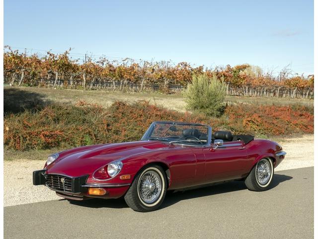 1973 Jaguar E-Type (CC-1336269) for sale in Pleasanton, California