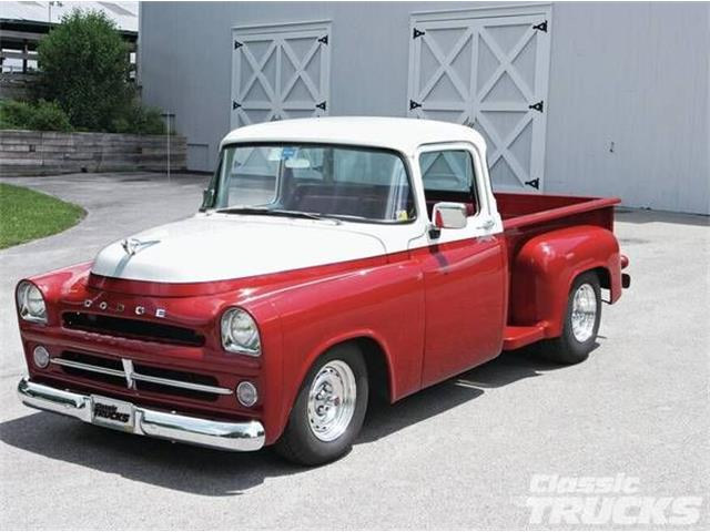 1957 Dodge D100 (CC-1336271) for sale in Cadillac, Michigan