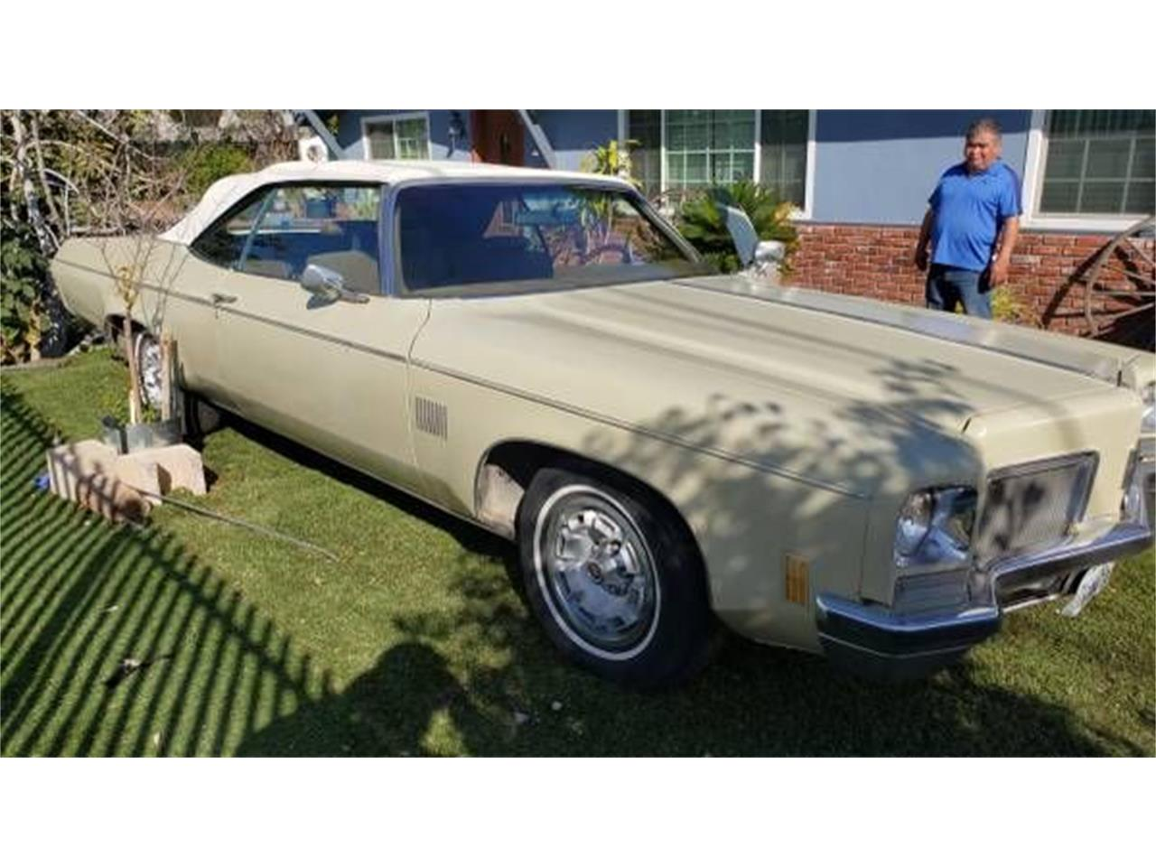 1972 Oldsmobile Delta 88 (CC-1336273) for sale in Cadillac, Michigan