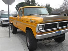 1972 Ford F250 (CC-1336274) for sale in Cadillac, Michigan