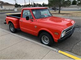 1968 Chevrolet C10 (CC-1336276) for sale in Cadillac, Michigan