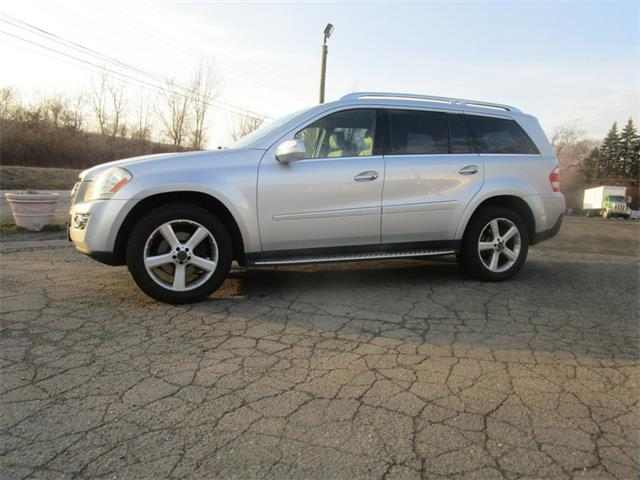 2009 Mercedes-Benz GL450 (CC-1336292) for sale in Middlefield, Connecticut