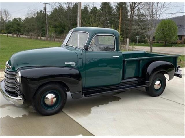 1950 Chevrolet 5-Window Pickup