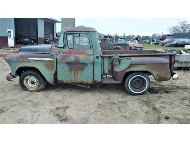 1957 Chevrolet 1/2-Ton Pickup (CC-1336298) for sale in Parkers Prairie, Minnesota