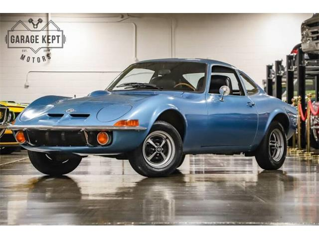 1973 Opel GT (CC-1336307) for sale in Grand Rapids, Michigan