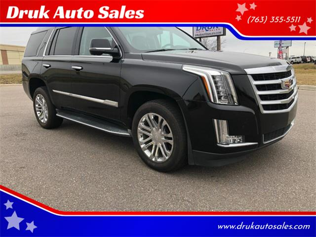 2016 Cadillac Escalade (CC-1336324) for sale in Ramsey, Minnesota