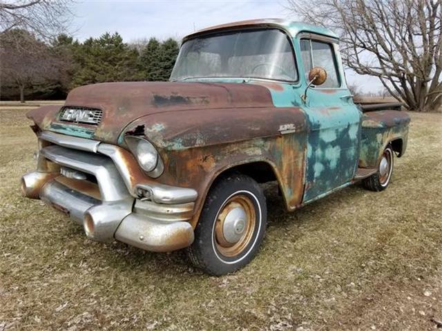 1955 GMC 1/2 Ton Pickup (CC-1336327) for sale in New Ulm, Minnesota