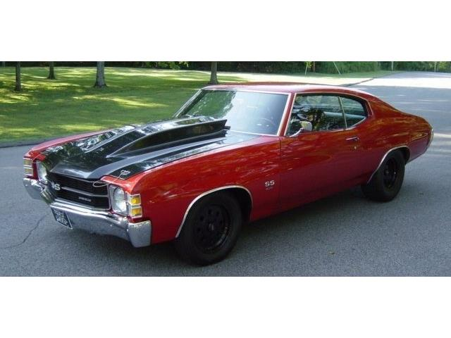 1971 Chevrolet Chevelle (CC-1336328) for sale in Hendersonville, Tennessee