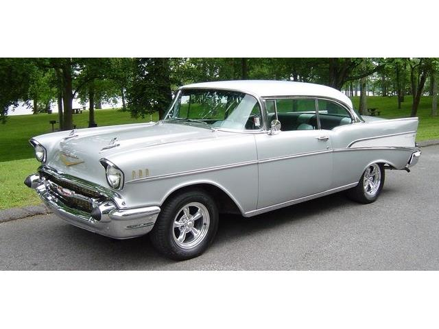 1957 Chevrolet Bel Air (CC-1336330) for sale in Hendersonville, Tennessee