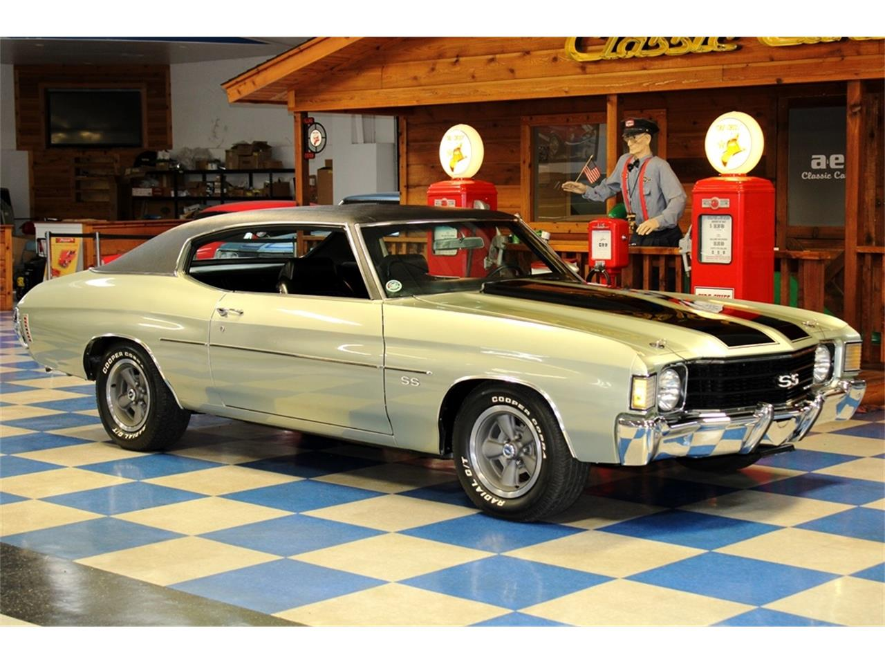1972 Chevrolet Chevelle (CC-1336334) for sale in New Braunfels , TX
